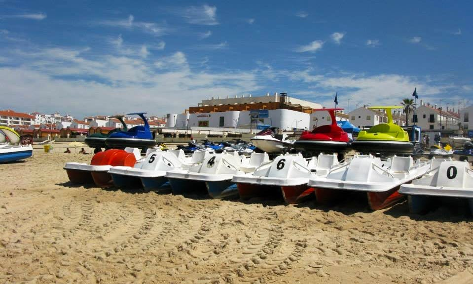 Pedal Boat Hire in Matalascañas