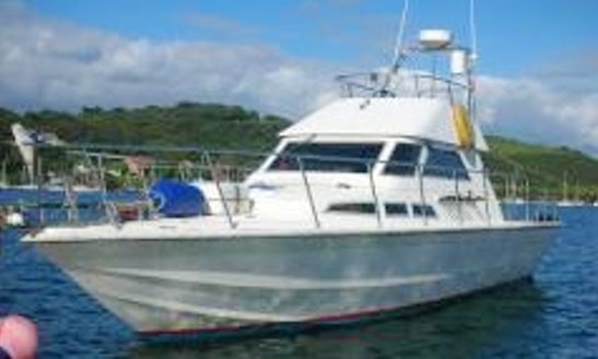 Dive Boat Charter For 12 Person In Falmouth, Uk