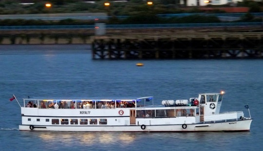 Mv Royalty Cruise Charter In London, England