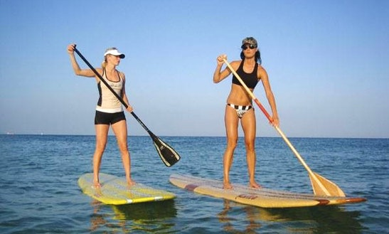 Paddleboard Hire In Newquay