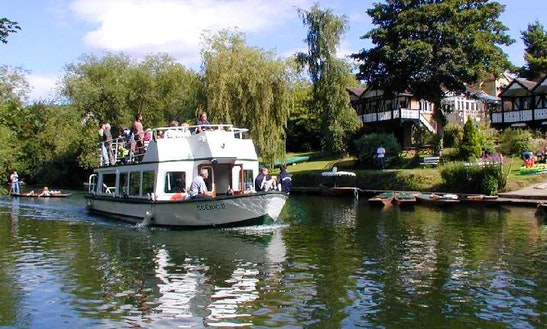 Scenic I/ii Cruising Boat Tours In Bath