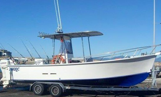 Center Console Fishing Charter In Nelly Bay - Australia