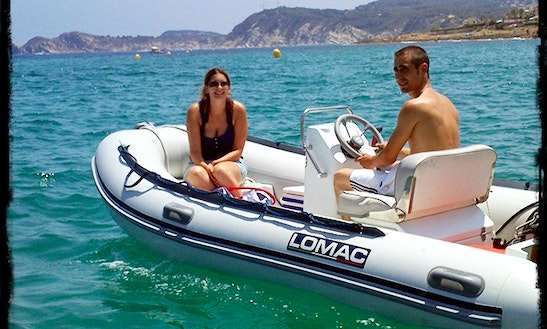 16' Lomac Powerboat In Dénia