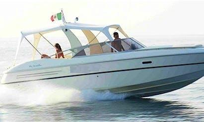 'Fiart' 27 Boat Hire in Rodi Garganico