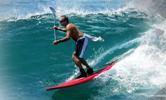 Paddleboard Lessons In San Diego