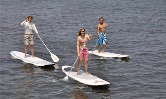 Paddleboard Rental And Lessons In Narragansett