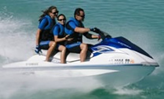 Enjoy Jet Ski Ride On Mission Bay In San Diego, California