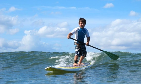 Paddleboard Rental And Lessons In Kihei