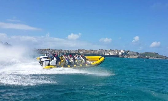 Carbis Bay And Beaches Rib Ride Tour
