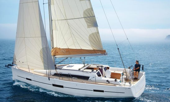 Dufour 410 Grand`large (3 Cabins, 2 Heads, From 2016) Base Horta, Faial Island, Azores