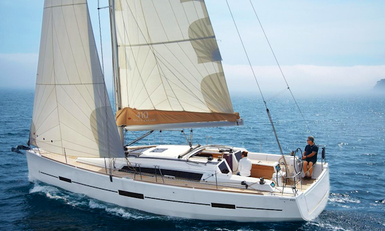Stella - Dufour 410 Grand`large (3 Cabins, 2 Heads, From 2016) Base Horta, Faial Island, Azores