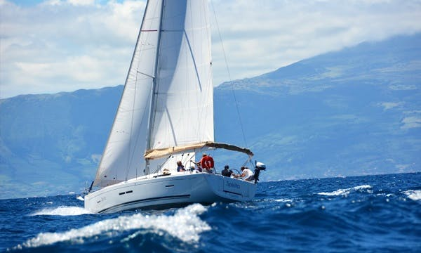 SPIRITO - Dufour 405 Grand`Large (3 Cabins, 2 Heads, from 2013) Base Horta, Faial Island, Azores
