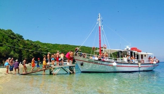 'asteras' Cruising In Kerkira