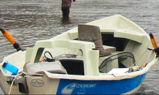 Drift Boat Fishing Trip In Redding