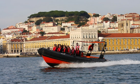 Rib Day Charter In Lisboa