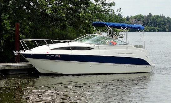 Charter Bayliner 245 Motor Yacht In Phuket