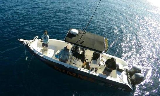 Center Console Fishing Charters In Huntington Beach, California