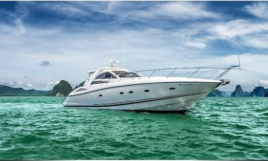 Sunseeker Portofino 53 Luxury Yacht In Phuket