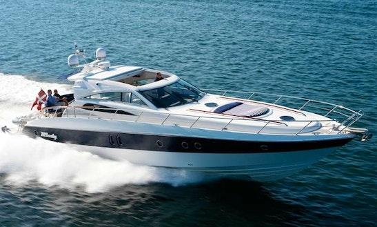 Windy 58 Motor Yacht In Phuket