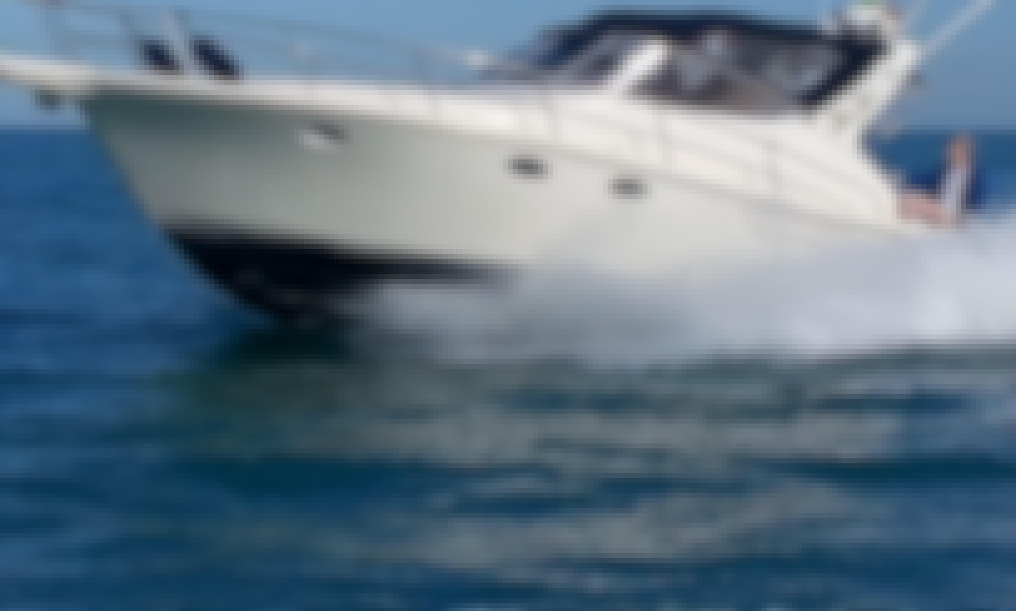 3B Craft 37 Motor Yacht Charter from Ancona, Italy