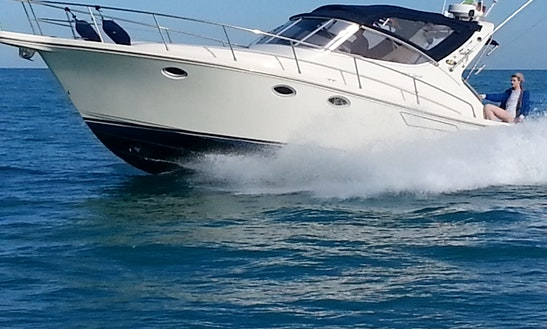 3b Craft 37 Motor Yacht Charter From Ancona