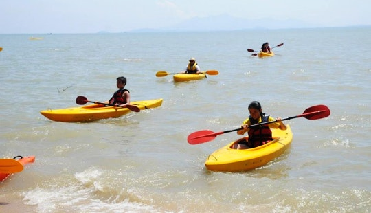 Kayak In Tanjung Bungah