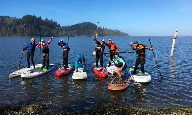 Reserve a Stand Up Paddleboard in Trinidad, California
