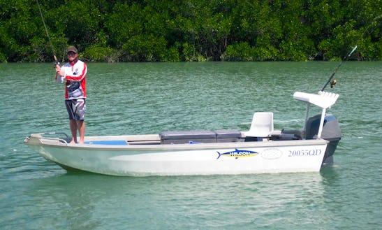 Fishing Charters In Port Douglas