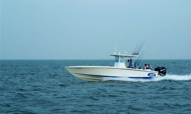 Offshore/Deep Sea Fishing Charters From Surfside Beach, Texas