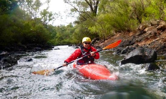 Single Kayak Tour In South Perth