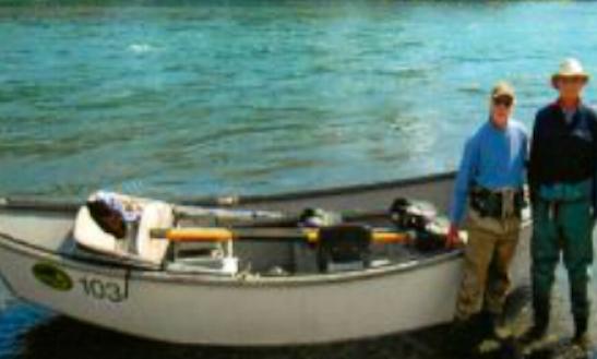 Guided Fishing On Bass Boat In Soldotna, Alaska
