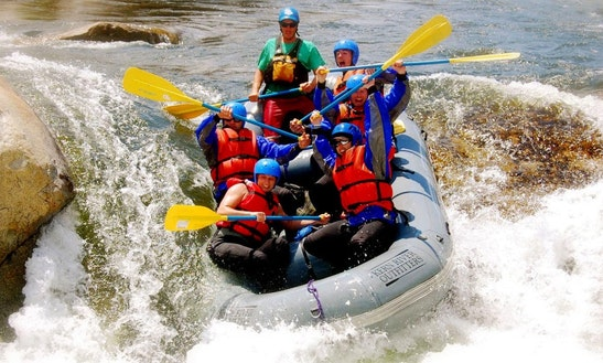White Water  Rafting In Bentota