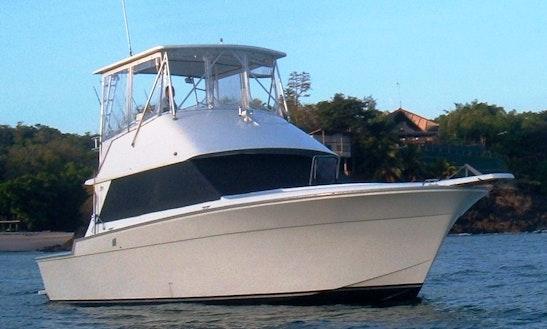 42' Sport Fisherman Charter In Panama, Panama