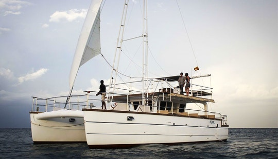 'pearl 47' Sail Charter And Cruises In Mirissa