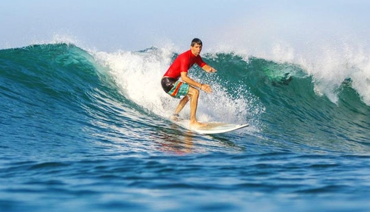 Book A Surfing Lessons In Weligama, Sri Lanka