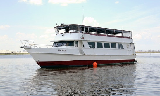 Party Boat Rental In Queens, Ny