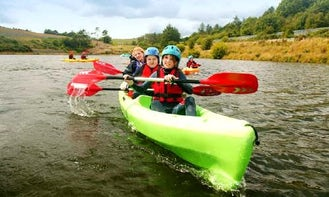 Kayak Lesson and Two Person Kayak Hire in Londonderry, United Kingdom
