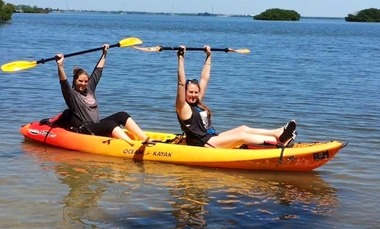 Double Kayak Rental And Tours In Clearwater