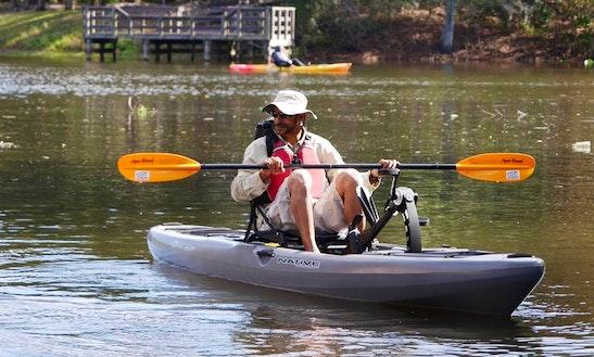 Fishing Kayak Tours In Clearwater
