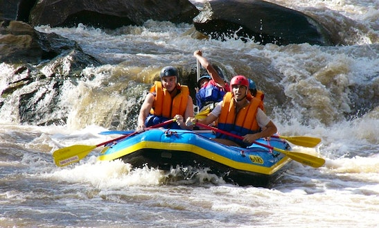 Rafting Trips In Chiang Mai, Thailand