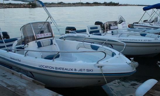 Azzura 60 Boat Hire In Fleury
