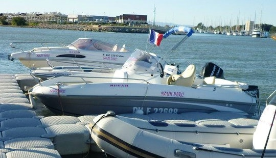 Soverato 100 Boat Hire In Fleury