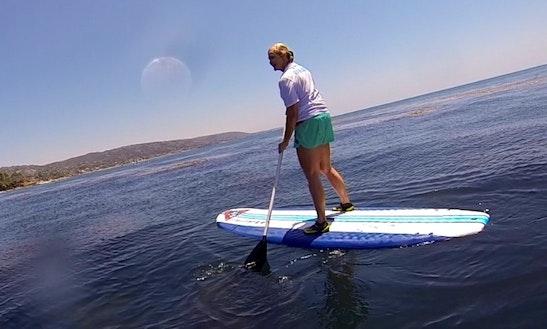 Paddleboard In Laguna Beach
