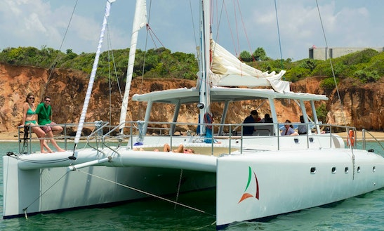 'topaz 48' Sailing Charter And Cruises In Mirissa