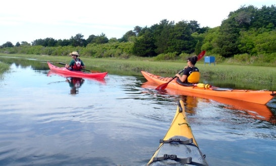Single Kayak Rental In Wareham