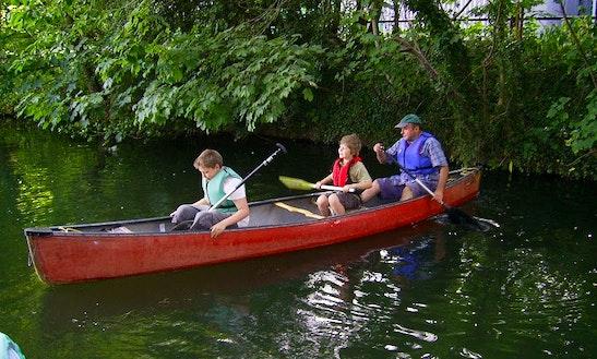 Canoe Rental In Wareham
