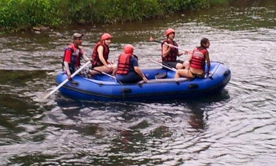 Rafting In Kithulgala