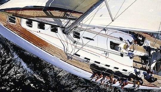 Sailboat Rental Tropea