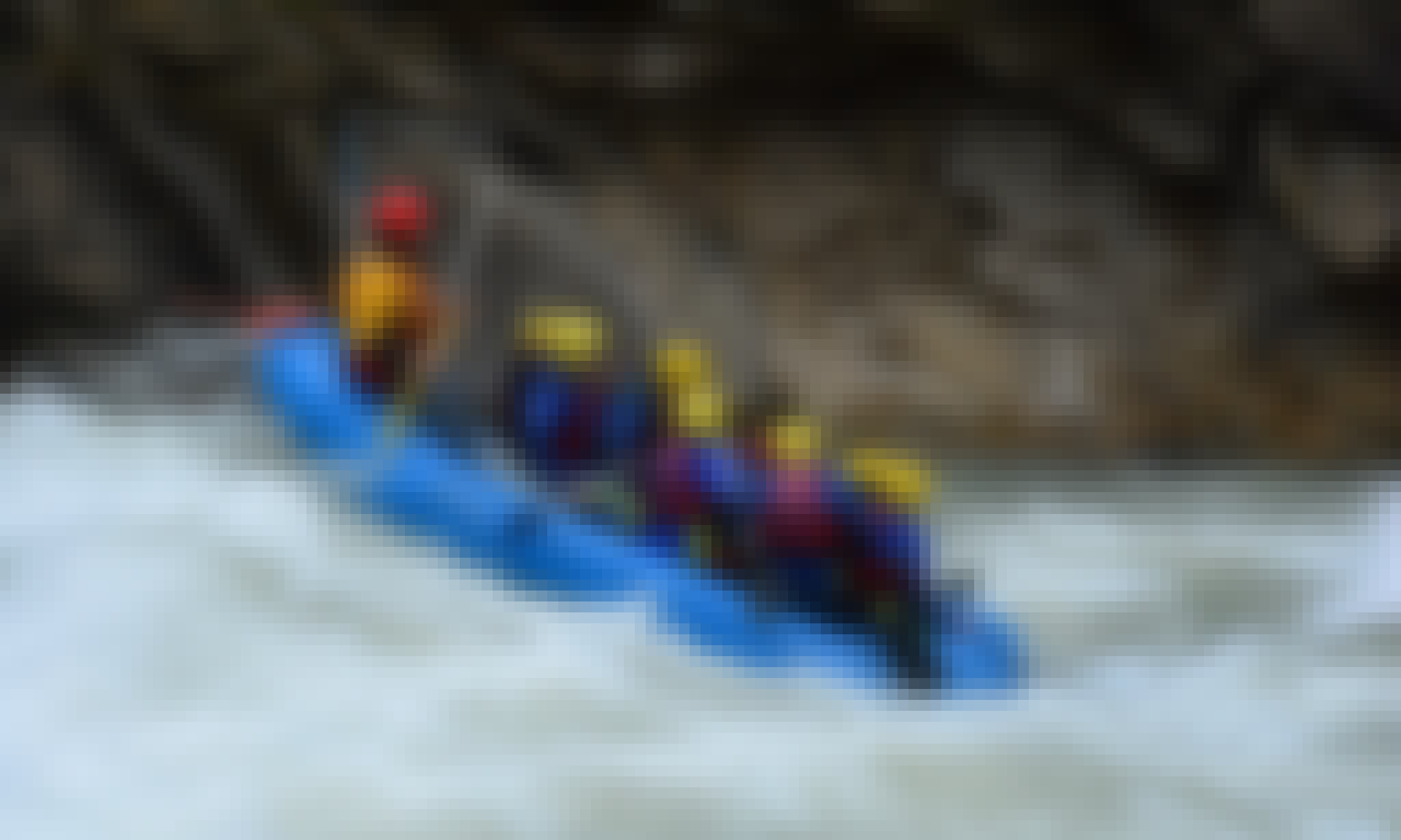 Rafting Tour in Murillo de Gállego