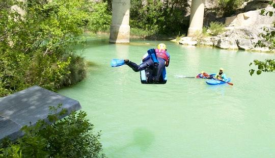 Hydrospeed Tour In Murillo De Gállego